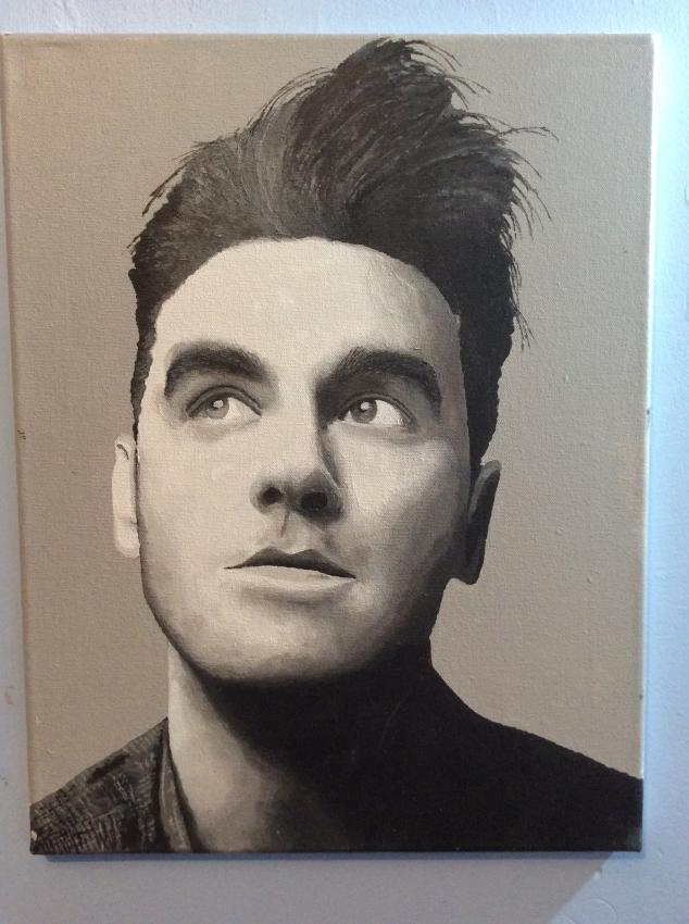 Morrissey by paddysauce